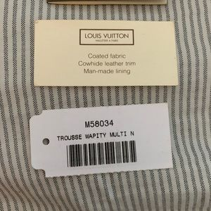 Louis Vuitton Bags - LOUIS VUITTON MULTICOLORE WAPITY WRISTLET MURAKAMI